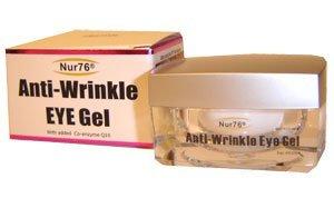 90 DAYS MONEY BACK GUARANTEE!!! Nur76  Anti-Wrinkle Eye Gel