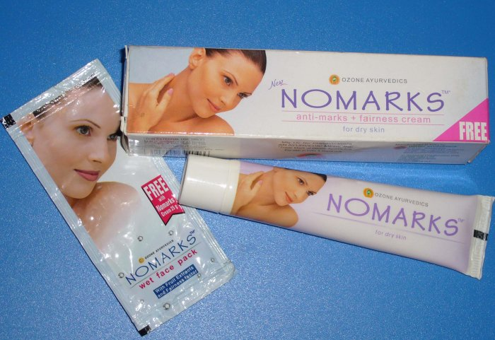 NO MARKS~Anti Marks & Fairness Cream for dry skin 25g Free Gift FREE SHIPPING WORLDWIDE!!!