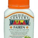 1 bottle of Fairen Tablets for Skin Lightening Whitening Nt Glutathione (Free Shipping Worldwide!!!)