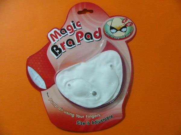Magic Bra Pad Support~Up! Up Instantly! Increase Bra Cup C ~ D ~ E (Free Worldwide Shipping!!!)