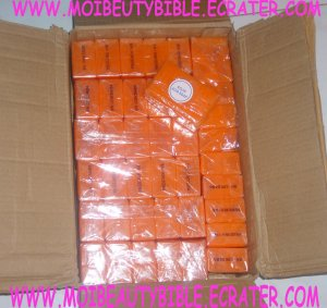 2 Kojic Acid Papaya Soap 150g Skin Lightener (FREE Bobbi Brown Makeup)