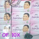 FAIRGLOW SOAPS SKIN LIGHTENING WHITENING BLEACHING(FREE WORLDWIDE SHIPPING!!!)