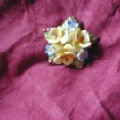 China Posy Brooch
