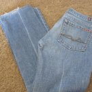 SEVEN 7 FOR ALL MANKIND 27 X 30 1/2  BOOTCUT VVGC Jeans Pants Trendy