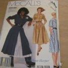 MCCALLS 3300 Western Style Dress Pattern COSTUME Uncut 10-12-14