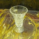 GALWAY CLADDAGH RING FOOTED CRYSTAL VASE  MINT