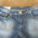 MACHINE DENIM SHORTS Size 30 Made In Italy Style DMC1014 Detailed Pockets