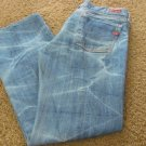 CITIZENS OF HUMANITY  30 Kelly #001 Stretch Low Waist Bootcut Light  EXCELLENT