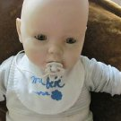 MI BEBE DOLL 1982 MADE IN SPAIN Cloth BABY BOY LOOKS Real VVGC COLLECTIBLE