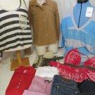 WOMEN LOT OF 10 CLOTHING BEBE J Brand  Moda Free People Cache Audrey EUC/NEW