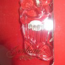 GORHAM CRYSTAL BEAR in Stocking Ornaments FIVE EUC