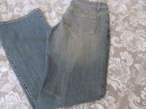 """MOMZEE Maternity Jeans 15 ¾"""" x 32 ½"""" NEW Boot Sexy"""