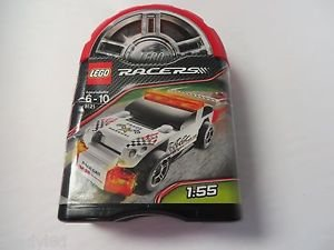 LEGO RACERS 8121 1:55 Sealed NIB TRACK MARSHAL PACE CAR