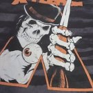 AFFLICTION THE ADICTS Band PUNK TEE SMALL Out of Print Signature Series