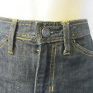 GAP JEANS DENIM SKIRT NEW  Medium Western Flair Sleek No Back Pockets