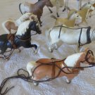 BREYER Vintage Horses 10 Our Generation 1 Used Collectible