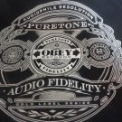 OBEY TEE SHIRT HIGH FIDELITY AUDIOPHILE RESOLUTION GOLD LABEL SERIES MEDIUM