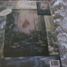Candamar DESIGNS EMBELLISHED CROSS STITCH The Wishing Pool 51220 Full color