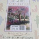 BABY BOOK THOMAS KINKADE A Childs Garden Of Verses Scriptures Prayers & Poems
