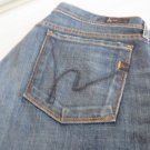 CITIZENS OF HUMANITY Jeans INGRID Low Waist Flair 32 x 34
