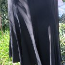 DANA BUCHMAN SKIRT BEAUTIFUL BLACK Full Skirts Lined 4P NWT $275.00 Career
