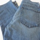 NYDJ NOT YOUR DAUGHTERS JEANS 2P Crop Lift Tuck p10n71yc NEW