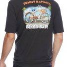 TOMMY BAHAMA RELAX TEE  Biker Bar Black Various Sizes NEW
