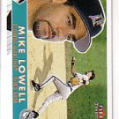 2001 Fleer Tradition #185 Mike Lowell