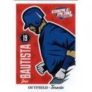2012 Panini Triple Play #86 Jose Bautista