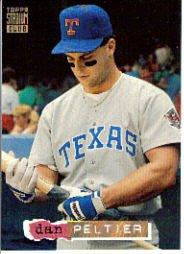 1994 Stadium Club Golden Rainbow #457 Dan Peltier