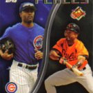 2006 Topps Trading Places #CP Corey Patterson