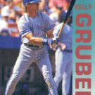 1992 Fleer #329 Kelly Gruber