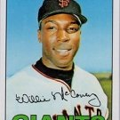 2010 Topps Cards Your Mom Threw Out Original Back #CMT16 Willie McCovey