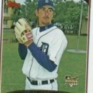 2010 Topps Cards Your Mom Threw Out #CMT113 Justin Verlander