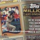 2010 Topps Million Card Giveaway #TMC14  Ichiro Suzuki