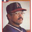 1986 Quaker Granola #26 Reggie Jackson