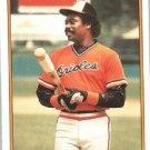 1987 Topps Glossy Send-Ins #12 Eddie Murray