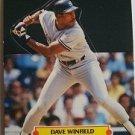 1987 Donruss Pop-Ups #20 Dave Winfield