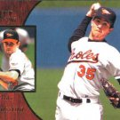1996 Select #30 Mike Mussina