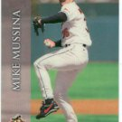 2000 Topps HD #39 Mike Mussina