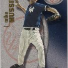 2001 E-X #91 Mike Mussina