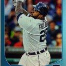 2013 Topps Wal Mart Blue Border #28 Prince Fielder