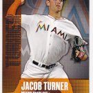 2013 Topps Chasing the Dream #CD11 Jacob Turner