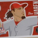 2012 Panini Triple Play #38 Dan Haren