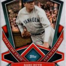 2013 Topps Cut To The Chase #CTC4 Babe Ruth