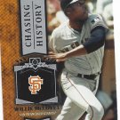2013 Topps Chasing History #CH15 Willie McCovey