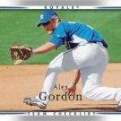 2007 Upper Deck 750 Alex Gordon CL