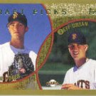 1999 Topps 213 Chris C.Jones/Jeff Urban RC