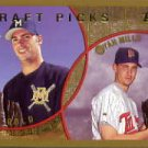 1999 Topps 218 J.M.Gold/Ryan Mills RC