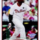 2012 Topps Opening Day #87 Ryan Howard